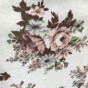 b01f53e38419 BONGO Pants - White flower 🌸 Smocked Maxi Dress Romper